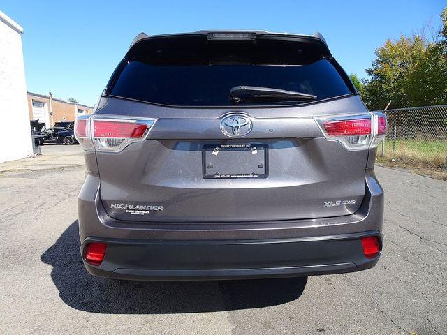 2016 Toyota Highlander XLE Madison, NC 2