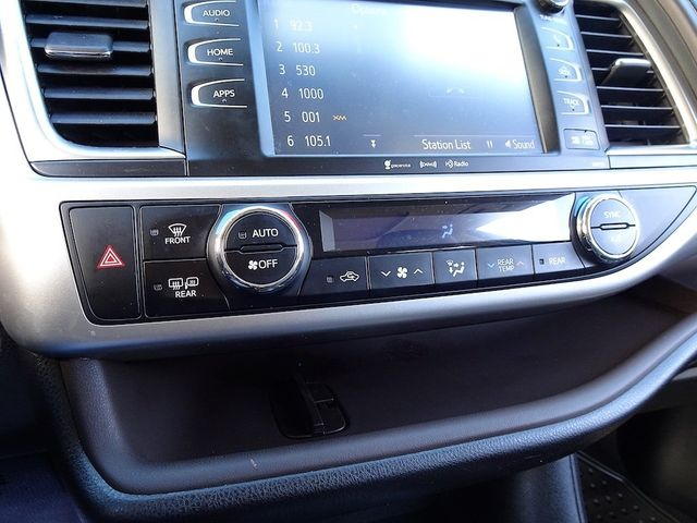 2016 Toyota Highlander XLE Madison, NC 22