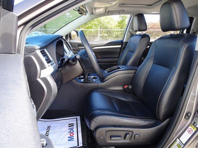 2016 Toyota Highlander XLE Madison, NC 29