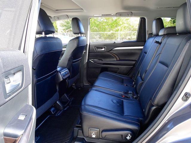 2016 Toyota Highlander XLE Madison, NC 33