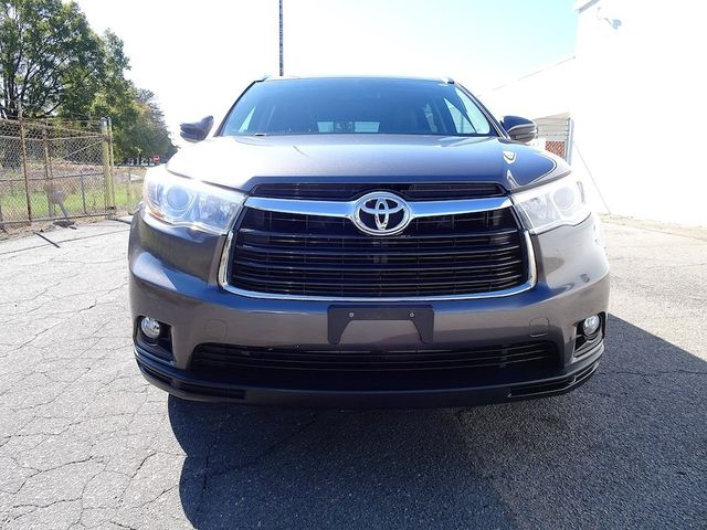 2016 Toyota Highlander XLE Madison, NC 6