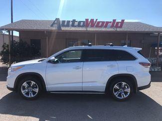 2016 Toyota Highlander Limited Platinum in Marble Falls, TX 78654