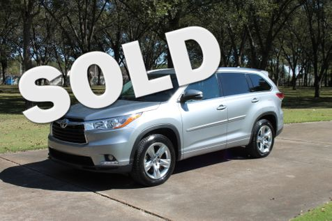 2016 Toyota Highlander Limited in Marion, Arkansas