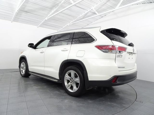 2016 Toyota Highlander Limited in McKinney, Texas 75070