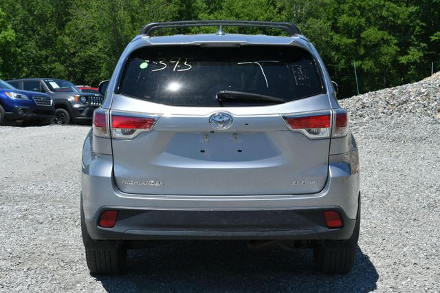 2016 Toyota Highlander XLE Naugatuck, Connecticut 3