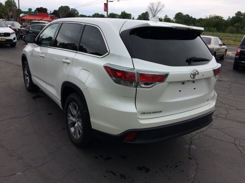 2016 Toyota Highlander LE Plus | Rishe's Import Center in Ogdensburg, New York