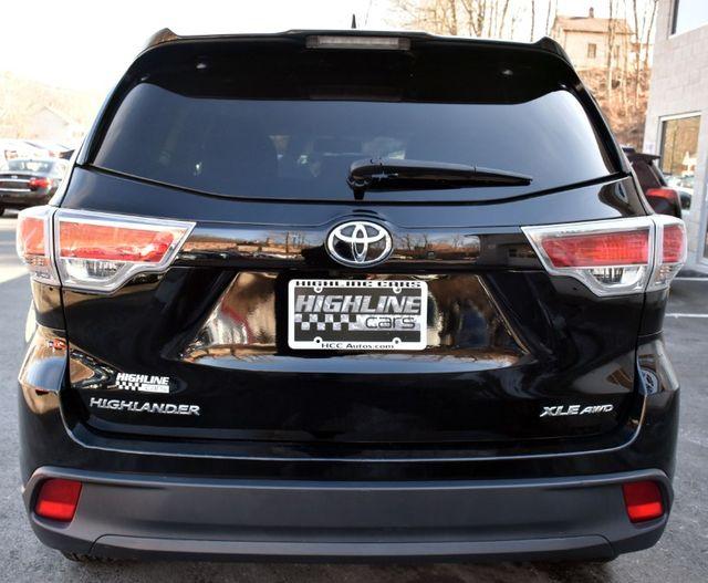 2016 Toyota Highlander XLE Waterbury, Connecticut 6