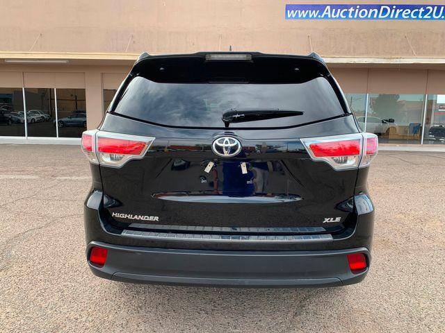 2016 Toyota Highlander XLE 3 MONTH/3,000 MILE NATIONAL POWERTRAIN WARRANTY Mesa, Arizona 3