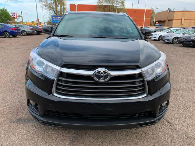 2016 Toyota Highlander XLE 3 MONTH/3,000 MILE NATIONAL POWERTRAIN WARRANTY Mesa, Arizona 7