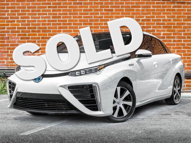 2016 Toyota Mirai FCV Burbank, CA 0