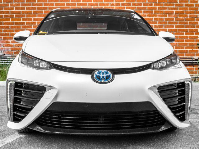 2016 Toyota Mirai FCV Burbank, CA 2
