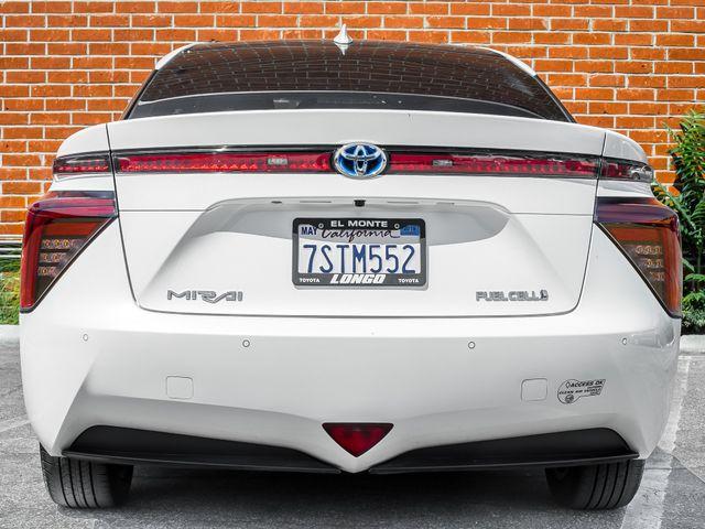 2016 Toyota Mirai FCV Burbank, CA 3