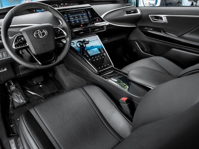 2016 Toyota Mirai FCV Burbank, CA 9