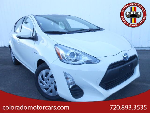2016 Toyota Prius c Four in Englewood, CO 80110