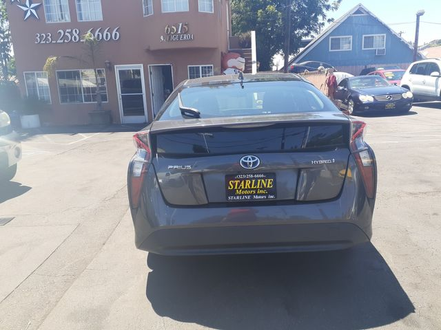 2016 Toyota Prius Two Los Angeles, CA 8