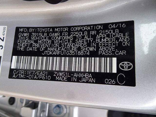 2016 Toyota Prius Three Touring Madison, NC 45