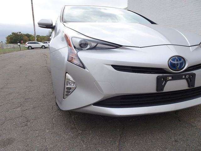 2016 Toyota Prius Three Touring Madison, NC 7