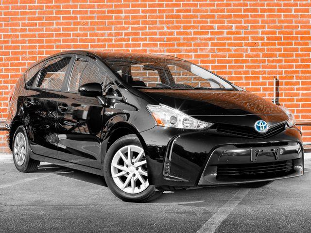 2016 Toyota Prius v Two Burbank, CA 1