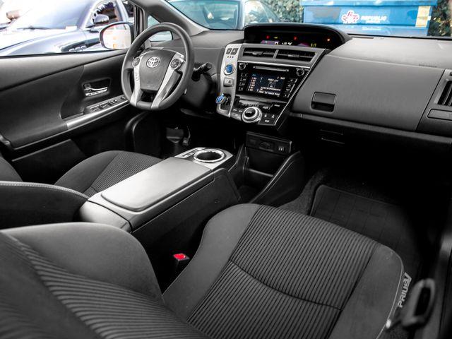 2016 Toyota Prius v Two Burbank, CA 11