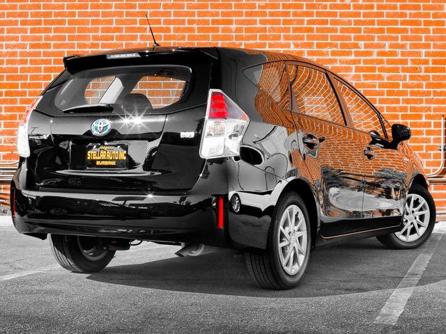 2016 Toyota Prius v Two Burbank, CA 6