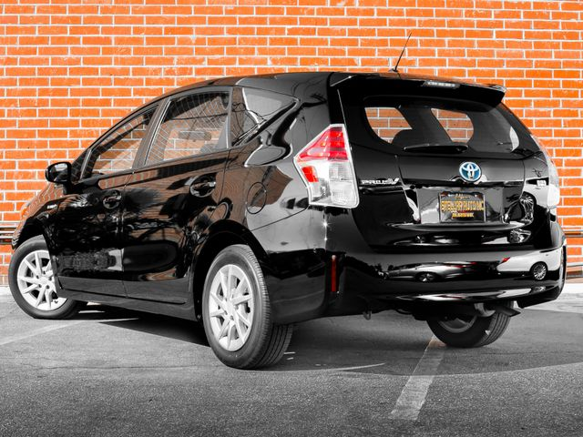 2016 Toyota Prius v Two Burbank, CA 7