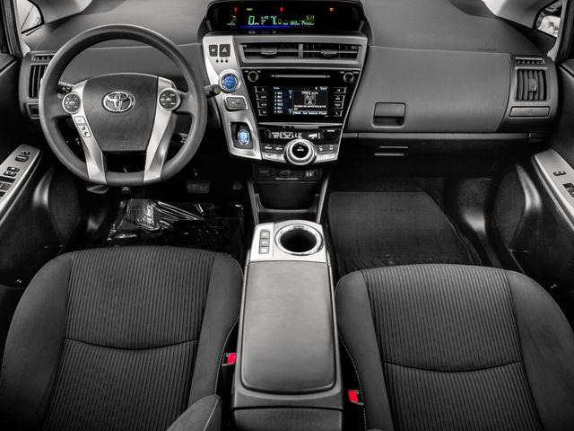2016 Toyota Prius v Two Burbank, CA 8