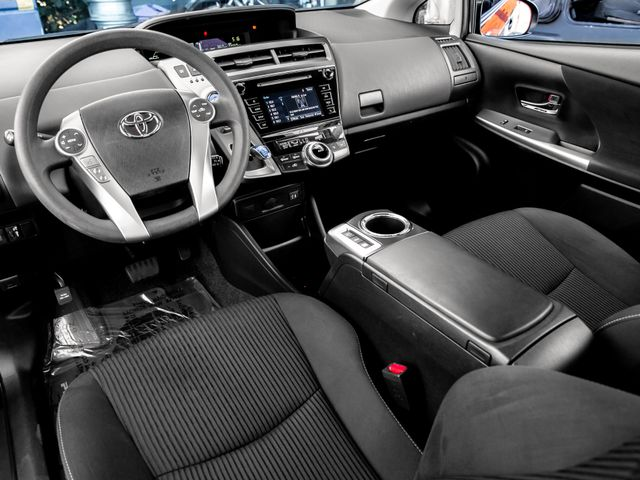 2016 Toyota Prius v Two Burbank, CA 9