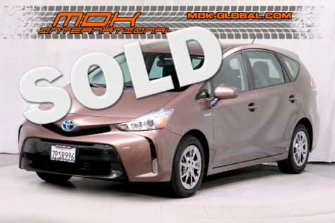 2016 Toyota Prius v Four - Leather - Nav - Back up cam in Los Angeles