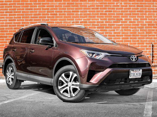 2016 Toyota RAV4 LE Burbank, CA 1