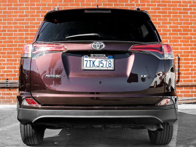 2016 Toyota RAV4 LE Burbank, CA 3