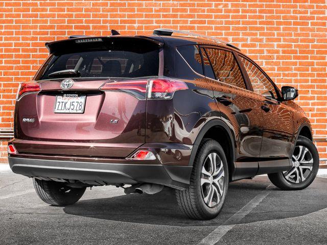 2016 Toyota RAV4 LE Burbank, CA 6