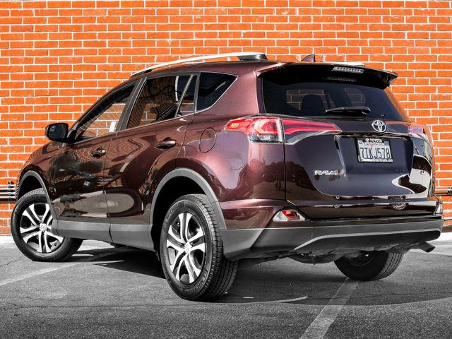 2016 Toyota RAV4 LE Burbank, CA 7