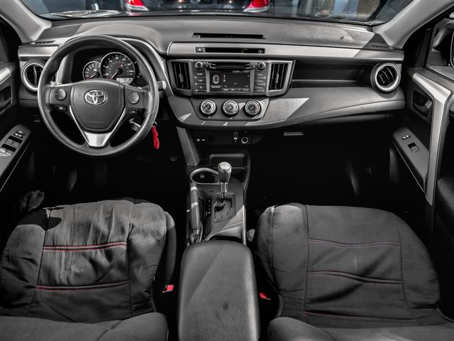 2016 Toyota RAV4 LE Burbank, CA 8