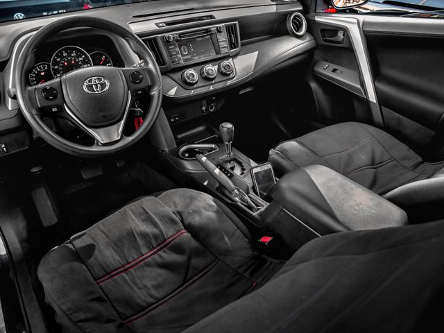 2016 Toyota RAV4 LE Burbank, CA 9