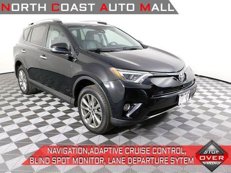 2016 Toyota RAV4 Limited in Cleveland, Ohio