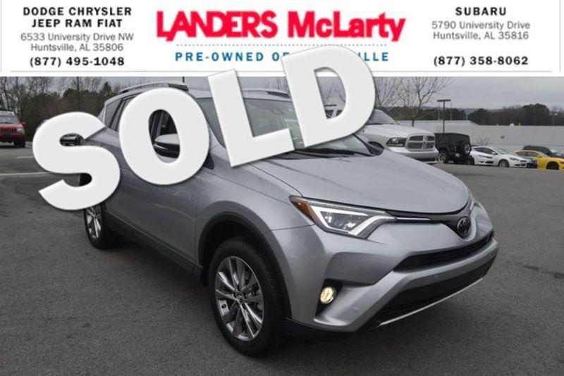 2016 Toyota RAV4 Limited | Huntsville, Alabama | Landers Mclarty DCJ & Subaru in Huntsville Alabama