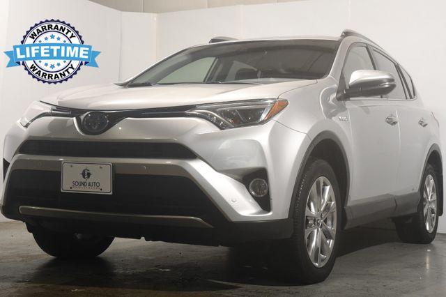 2016 Toyota RAV4 Hybrid Limited w/ Safety Tech