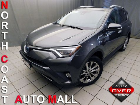 2016 Toyota RAV4 Hybrid Limited in Cleveland, Ohio