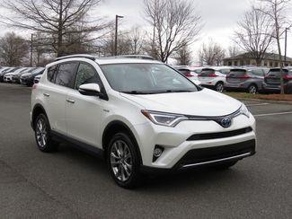 2016 Toyota RAV4 Hybrid Limited in Kernersville, NC 27284