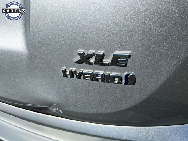 2016 Toyota RAV4 Hybrid XLE Madison, NC 16