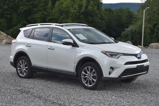2016 Toyota RAV4 Hybrid Limited Naugatuck, Connecticut 6
