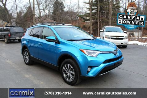 2016 Toyota RAV4 Hybrid XLE in Shavertown