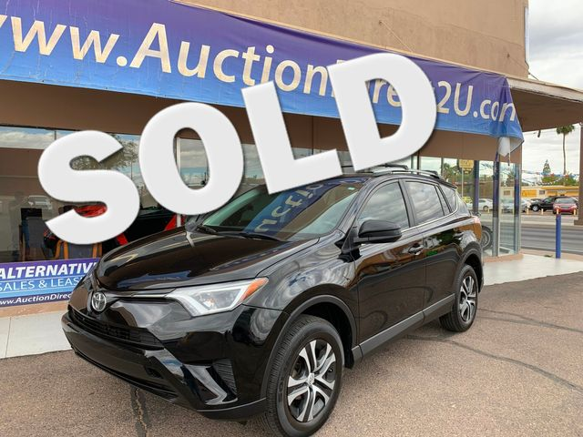 2016 Toyota Rav4 Le 3 Month 000 Mil National Train Warranty