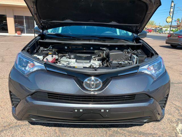 2016 Toyota RAV4 LE 5 YEAR/60,000 MILE FACTORY POWERTRAIN WARRANTY Mesa, Arizona 8