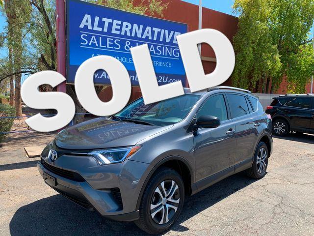2016 Toyota RAV4 LE 5 YEAR/60,000 MILE FACTORY POWERTRAIN WARRANTY Mesa, Arizona