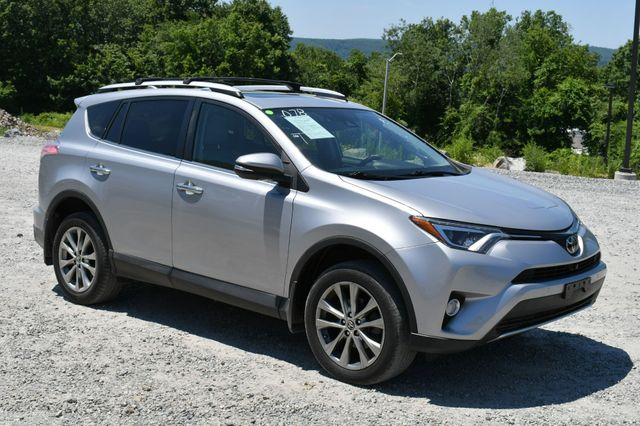 2016 Toyota RAV4 Limited AWD Naugatuck, Connecticut