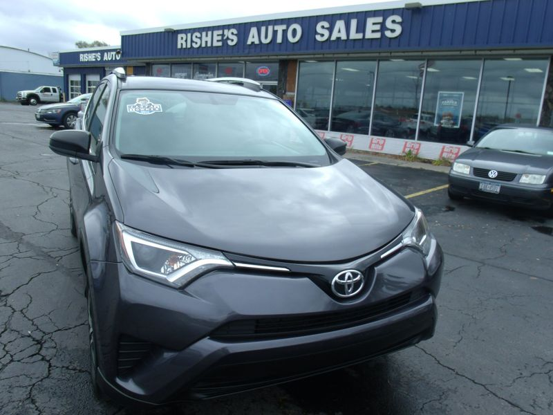2016 Toyota RAV4 LE | Rishe's Import Center in Ogdensburg New York