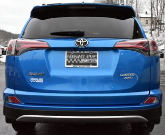 2016 Toyota RAV4 Limited Waterbury, Connecticut 5