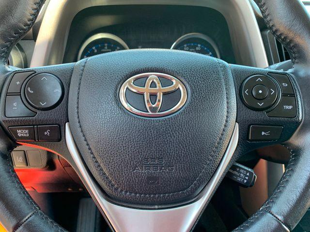 2016 Toyota RAV4 XLE 5 YEAR/60,000 MILE FACTORY POWERTRAIN WARRANTY Mesa, Arizona 16