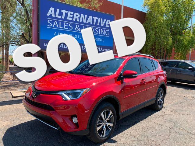 2016 Toyota RAV4 XLE 5 YEAR/60,000 MILE FACTORY POWERTRAIN WARRANTY Mesa, Arizona